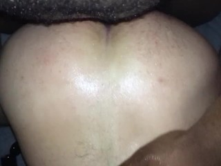 Twink fucked by BBC bareback