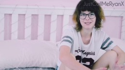RyanX Castings: Introducing Sara Bell teen POV blowjob + cum on face teaser