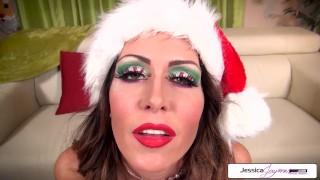 Monster cock jaymes big butt santas jessica naughty elf sucking big tits hardcore busty