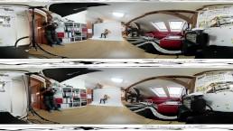 Superbabe Lena Love 09 - photoshoot before masturbation video - 3DVR360 UD