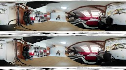 Superbabe Lena Love 07 - photoshoot before masturbation video - 3DVR360 UD