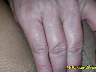 My Seducing Feet with Ms Paris Rose