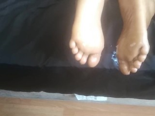 Early morning soles