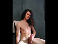 Thanksgiving with cum all over my cock!