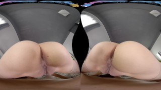 Nymph ocean sexbabesvr porn with ashely innocent vr hair vr