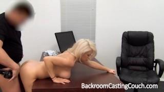 Backroom Classic -MILF Madeline Assfucked