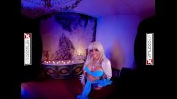 VRCosplayX.com XXX Cosplay LATINA BABES Compilation In POV Virtual Reality