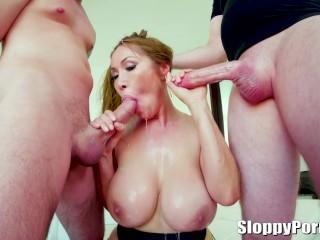 Www massage sex video deep throat sex