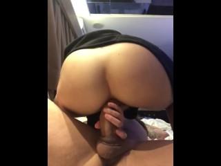 Fucking ass hard!!!! Deep