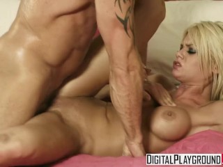 Digital Playground - Riley Steele gets fucked by her step father