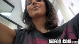 Mofos - Hair Salon Pickup, Samante, gets fucked POV