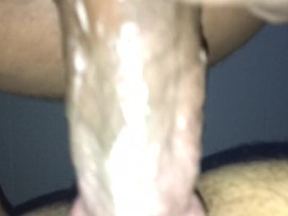 Creampied my wife bff