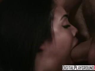Digital Playground - Selena Rose & Manuel Ferrara fuck in the office
