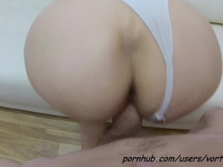 Bit gagged bondage couple having a quicky real tight pussy, rough mom mother big cock butt quickie