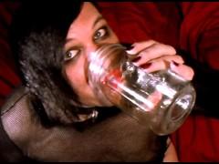 Piss Drinking Trans 1m