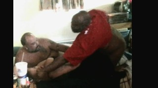 Husband Eats strangers cum out of wife after a tag team accomplishment WOW porno