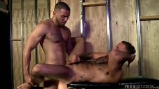 Películas porno gratis - Menover30 Papi Peludo Analizado Por Muscle Latino Jock