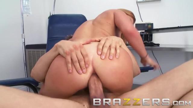 Free naughty allie titfuck porn tube movie - Brazzers - naughty nurse krissy lynn loves anal