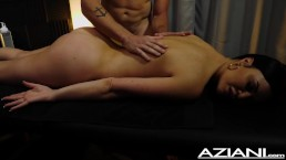 Magic touch massage with Jasmine Jae