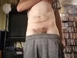 Male masturbation anal device