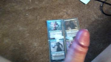 mtg- cumming on Tezzeret cards