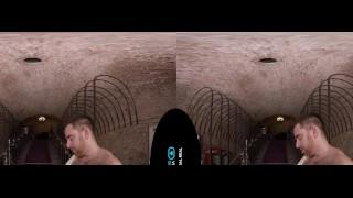 VirtualRealGay.com - The secret of the butt-ler II