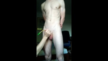 HOME GAY CLINIC PLAY WITH CATHETER IN PEEHOLE