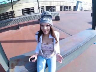 Free bareback creampie gangbang video