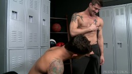 ExtraBigDicks Working Out Gets This Big Dick Daddy Horny As Fuck
