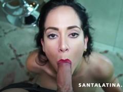Pura Candela - Santalatina - Sexo Duro