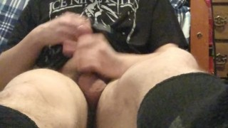 Young Male Jerking Off In Female POV (Requested) Teen wankz