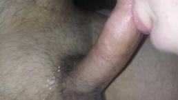 Amateur sloppy head