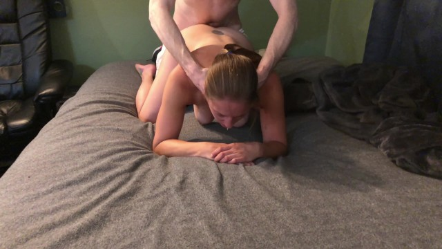 Free sex in houston wifes Milf whore doggy bang, choked then flipped and facial blasted in houston/tx