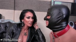 Mistress Kennya: A Wankers Nighmare Preview