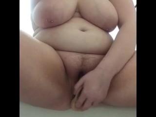 Toilet solo stockings pornstar