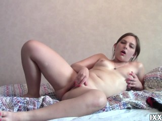 Pussy creampie face sitting