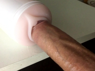 Fleshlight Lovense Max Test Review - 18 cms Cock