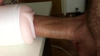 Fleshlight Lovense Max Test Review - 18 cms Cock Handjob cock