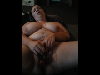 Playing with my pussy again