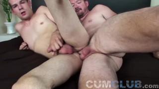 CumClub: Daddy Teaches Young Pup - Raw 1