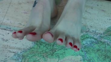 Worship My Feet Slave - Trailer