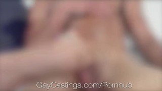 Blaise fucked hunk by gaycastings casting agent kevin facial hd