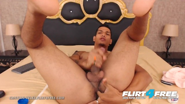 Free gay domination stories - Cristian velez on flirt4free - dominating latino plays w ass and big cock