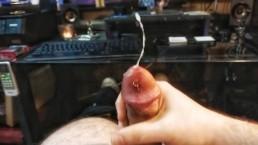 Chubby Solo Cumpilation - HD Jerkoff, Fleshlight and SlowMo