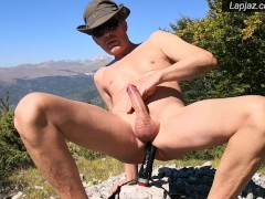 Naked hiking in Pescara, Italy - Lapjaz.com Ecosexual Ecoporn