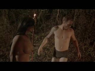 Aiysha Saagar Topless Nude Sex Video Clip From TANTRICA 2018 Movie HD