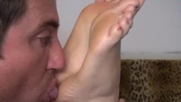 Philly Foot Worship-Barbie Blonde 2