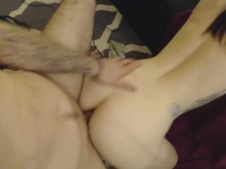 A little BG anal fuck