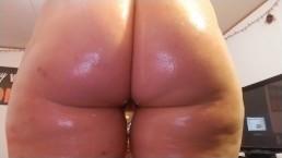 Oily Ass Jiggle & Clench