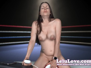 lelu love challenge how many times can you cum